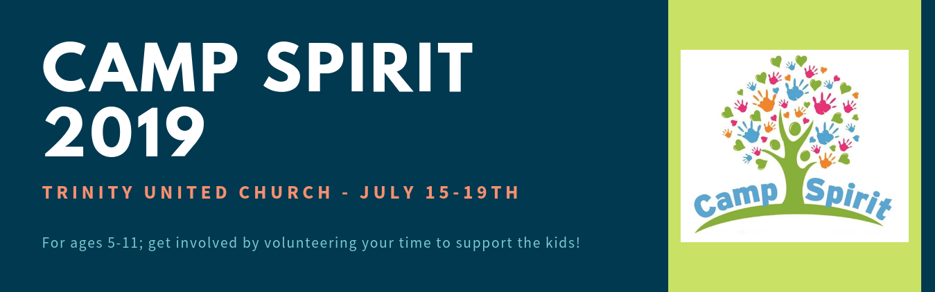 camp spirit 2019